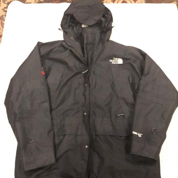 cba2e2673 Northface waterproof summit series gore-tex coat